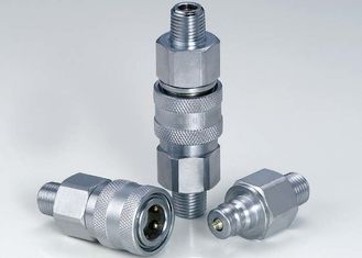 China Small Size Hydraulic Quick Connect Couplings , LSQ-S3 Quick Release Hydraulic Connectors supplier