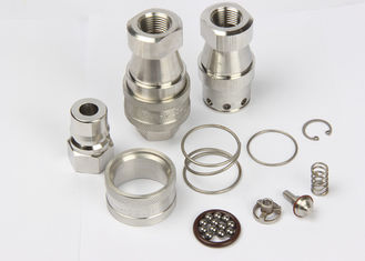 Chemical Line Use Interchange Hydraulic Coupling KZF Stainless Steel SS304